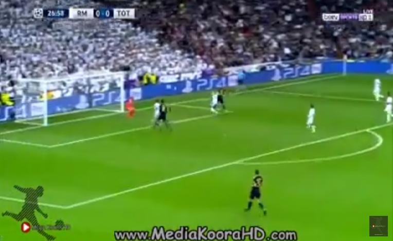 بالفيديو.. توتنهام يخرج بنتيجة تاريخية من معقل ريال مدريد