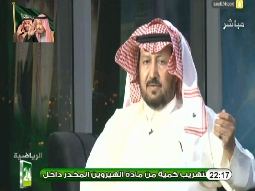 """بالفيديو.. عبدالمحسن الجحلان: """"كارينيو"""" لن يكمل مع نادي الشباب إلى نهاية الموسم"""