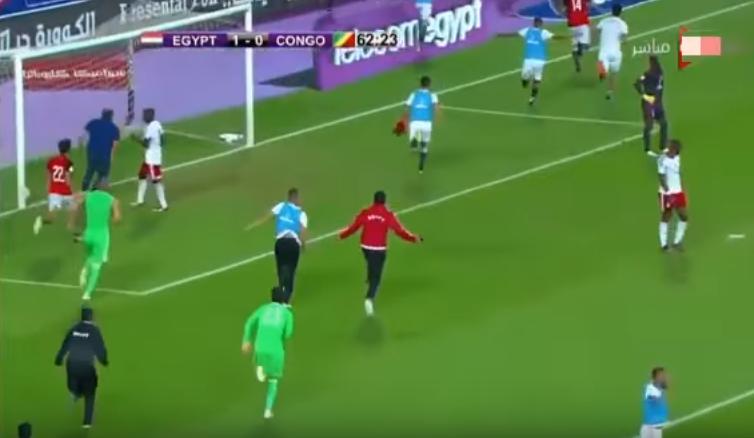 شاهد.. ملخص وأهداف مباراة مصر والكونغو 2-1 ضمن تصفيات كأس العالم