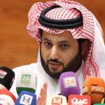 آل الشيخ يدعم الرياضة الفلسطينية بمليون دولار
