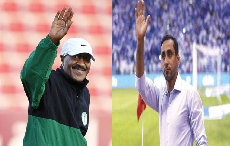 بعد إقالة باوزا.. آل الشيخ يغرد بصور سامي الجابر وناصر الجوهر ومحمد الخراشي ويثير التكهنات