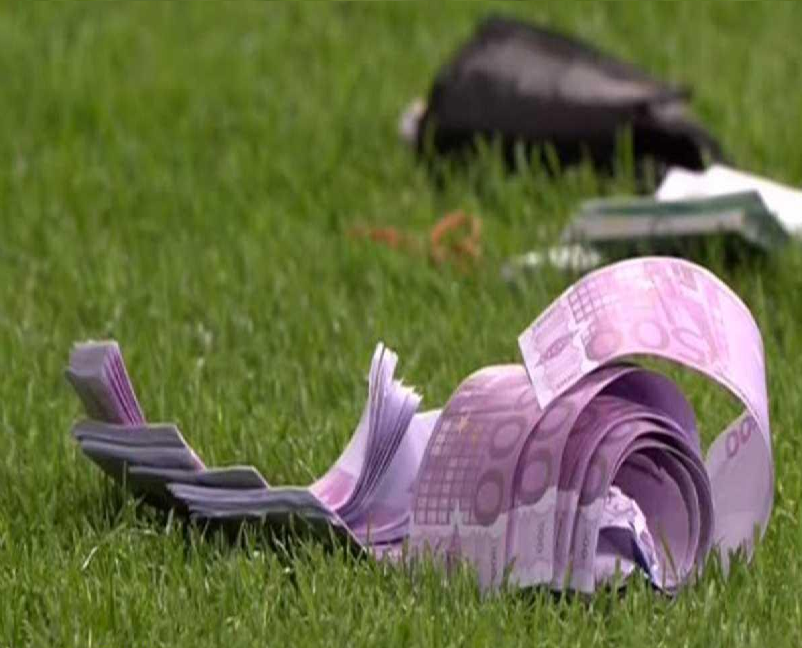 حادثة غريبة في مباراة بايرن ميونخ بدوري الأبطال