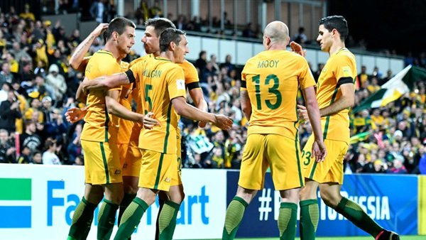 بالفيديو: استراليا تتأهل لمونديال روسيا بثلاثية في شباك هندوراس
