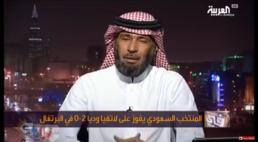 بالفيديو..تحليل صالح المطلق لمستوى الاخضر الفني بعد الفوز على لاتفيا