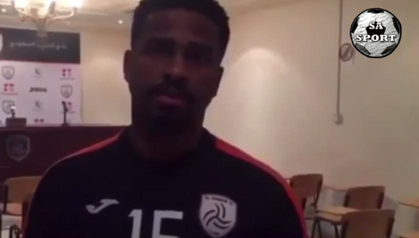 شاهد..ماذا قال ناصر الشمراني عن مباراة الهلال واوراوا الياباني؟