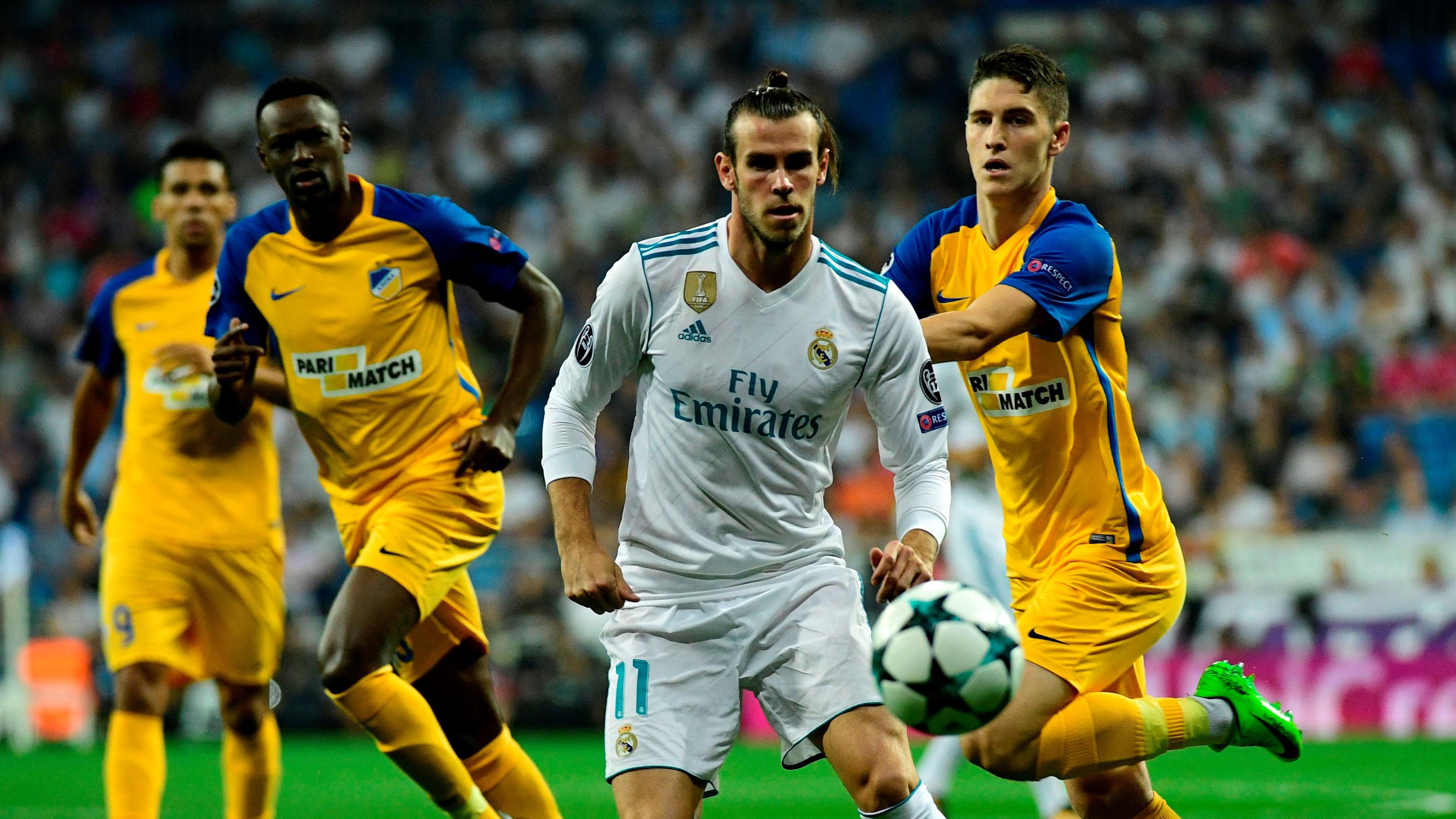 شاهد بالفيديو: ريال مدريد يكتسح ابويل القبرصي بالستة في دوري الأبطال