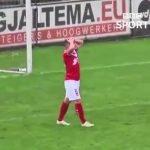 شاهد بالفيديو: أغرب فرصة ضائعة في ملاعب كرة القدم