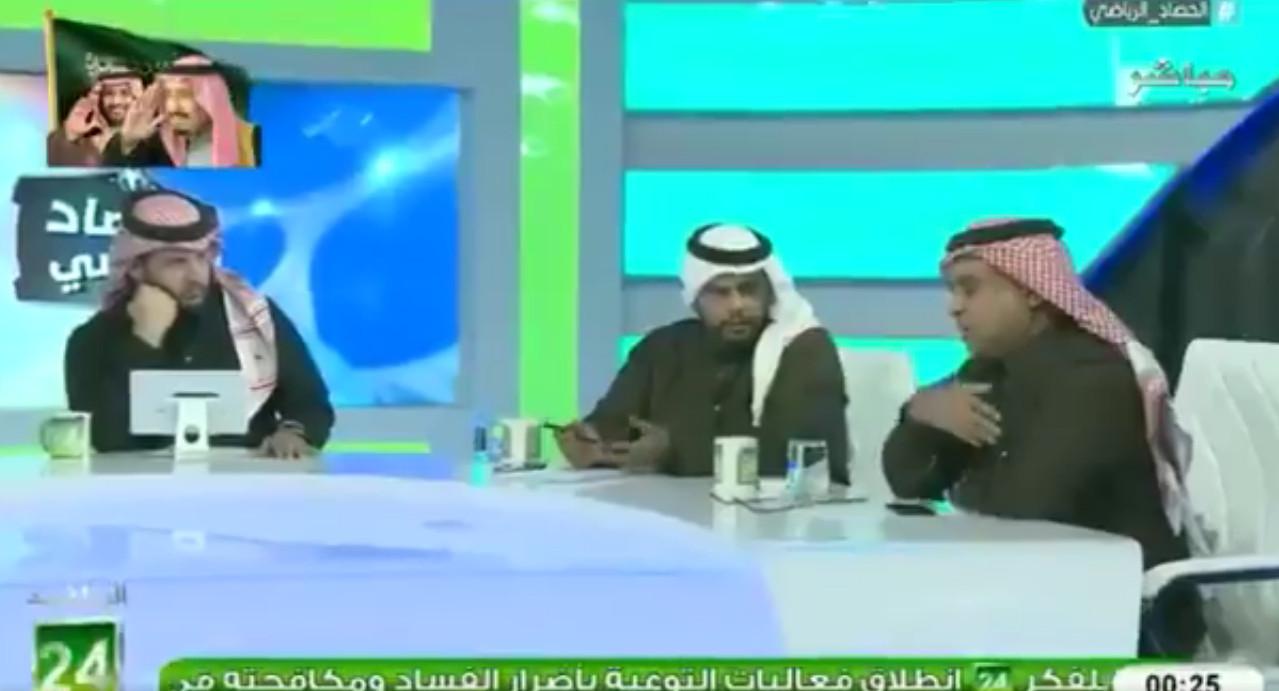 بالفيديو: عبدالكريم الحمد: الهلال يعاني من هذا العيب الخطير..وسعود الصرامي يرد: كيف يعاني وهو المتصدر؟
