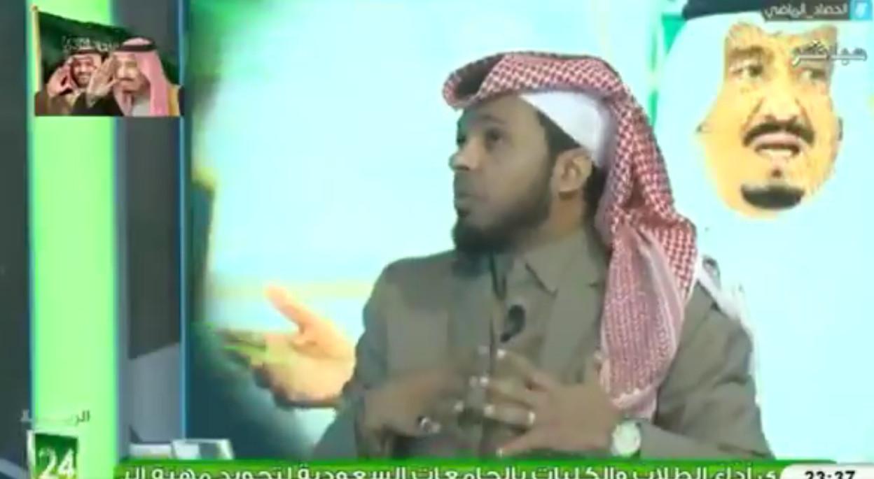 بالفيديو: عبدالعزيز المريسل: هذا الفريق هو بطل الدوري!