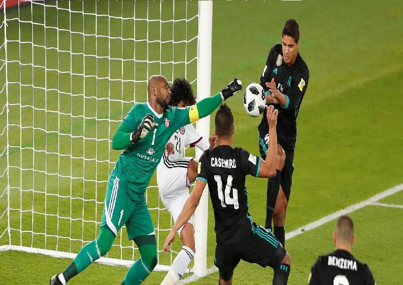 بالفيديو.. حارس الجزيرة ينقذ 4 أهداف من ريال مدريد بردود فعل مذهلة بكأس العالم للأندية