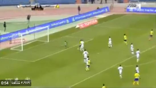 بالفيديو.. السهلاوي يسجّل هدف التعادل في شباك الفيصلي من كرة رأسية