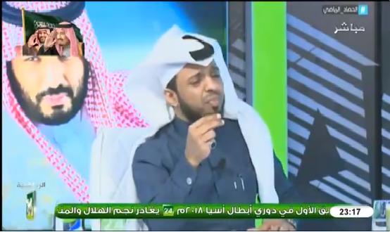 بالفيديو.. هجوم حاد من عبدالعزيز المريسل على لاعبي النصر بعد الظهور بهذه المستويات !