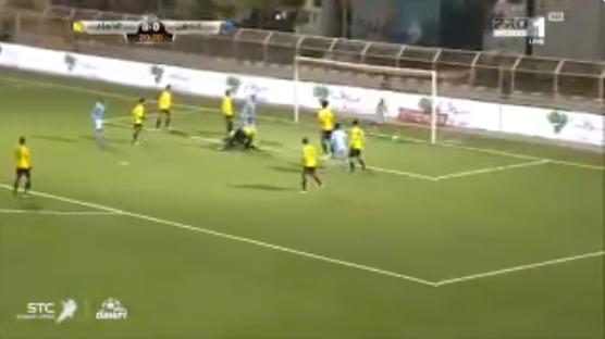 بالفيديو.. لويس باولو يسجّل الهدف الأول للباطن في شباك الاتحاد