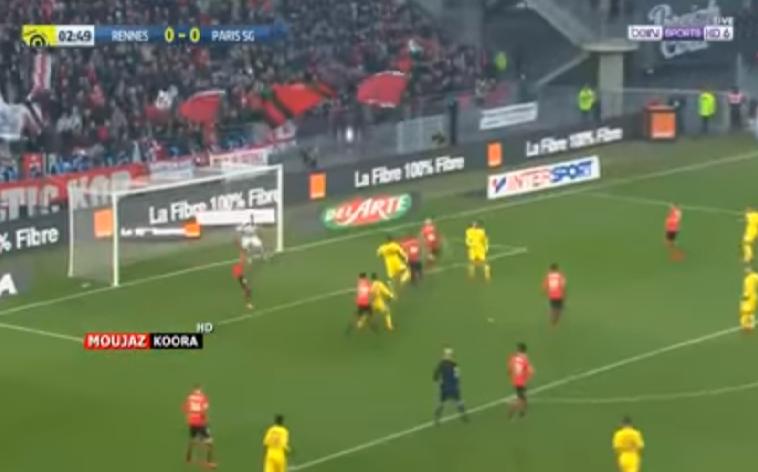 بالفيديو… أهداف مباراة سان جيرمان ورين في الدوري الفرنسي
