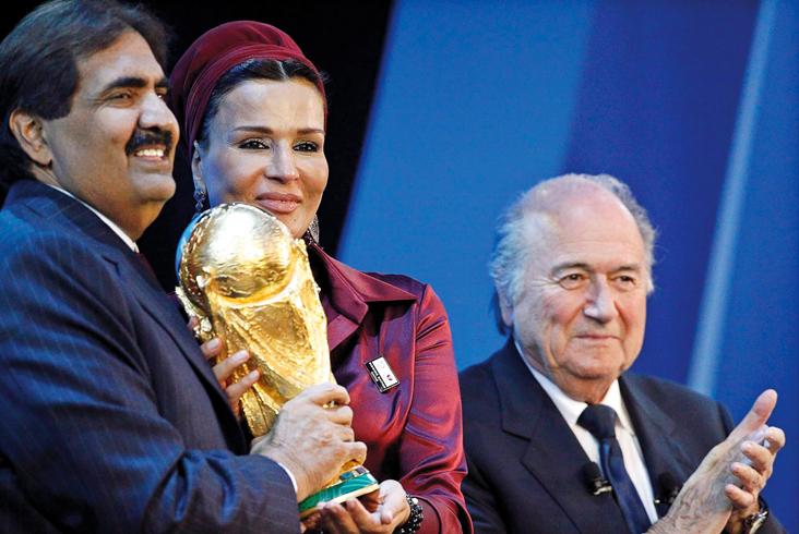 قطر تستعين بجزيرة إيرانية لتنظيم كأس العالم 2022- فيديو