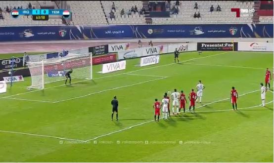 بالفيديو.. العراق يتخطى اليمن ويضرب موعدًا مع الإمارات في قبل نهائي كأس الخليج 23