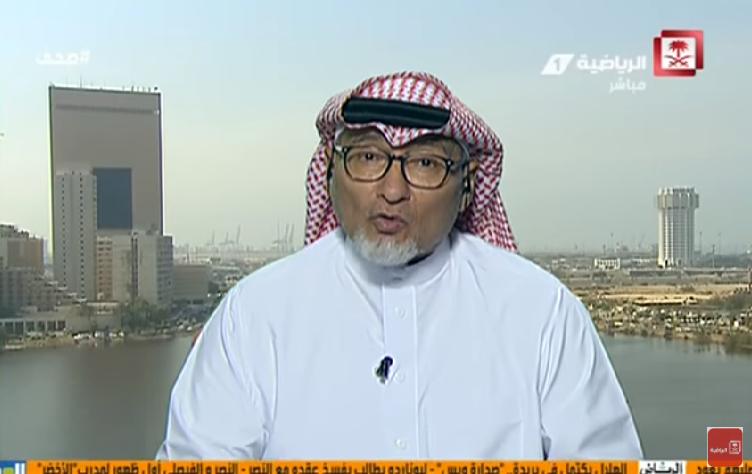 بالفيديو.. عادل عصام الدين: لا تشجعوا الهلال ولكن !