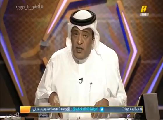بالفيديو.. وليد الفراج: لو اجتمع أعضاء شرف الاتحاد لن يجمعوا مليون ريال!