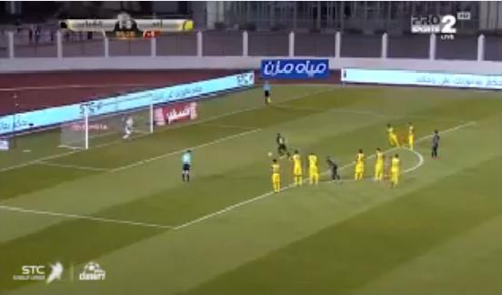 بالفيديو.. ناصر الشمراني يسجّل الهدف الثاني للشباب في مرمى احد من ركلة جزاء