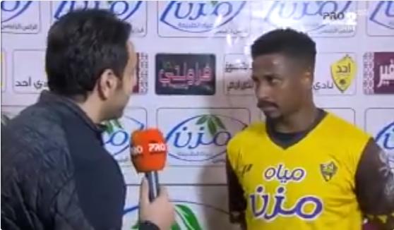 بالفيديو.. تعليق ناصر الشمراني بعد فوز الشباب على أحد بثنائية!