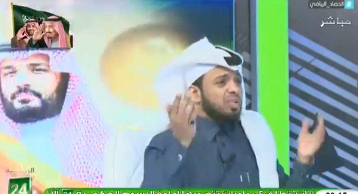بالفيديو: عبدالعزيز المريسل يوجه رسالة للاعبي النصر ويؤكد: لقب الدوري محسوم لهذا الفريق!