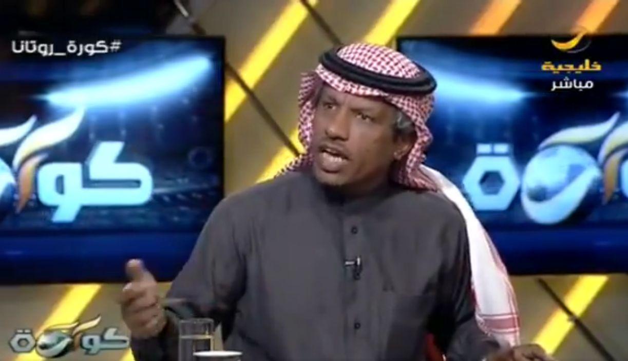 بالفيديو : عبدالعزيز الغيامة يوجه رسالة للأندية: لا تطبل لبطولات الفئات السنية..كل شغلك سواليف!