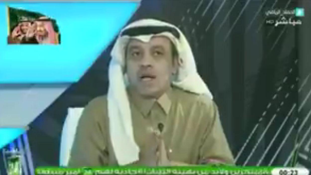 بالفيديو: محمد الذايدي: اتمنى استمرار هذا اللاعب مع الهلال!