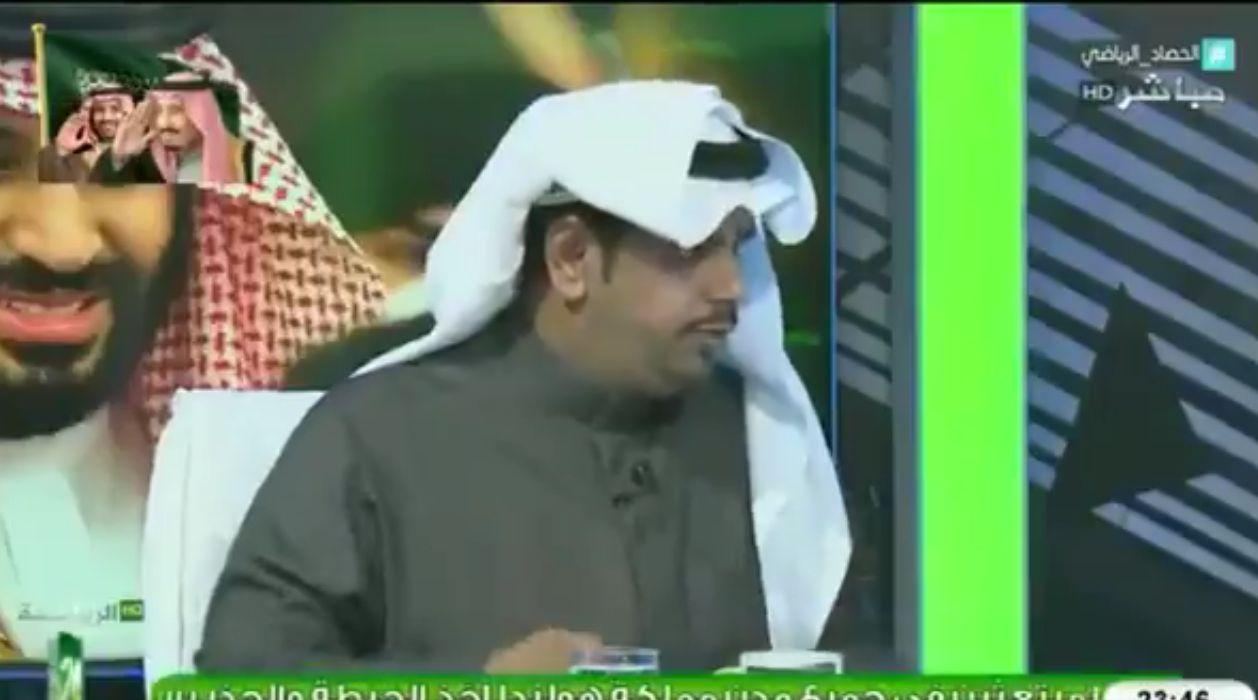 بالفيديو: عبدالكريم الحمد: الهلال لا يجيد التعامل مع هذه الفرق!