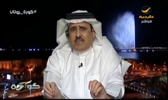 بالفيديو.. أحمد الشمراني: هناك رؤساء أندية يعملون لمجدهم الشخصي!