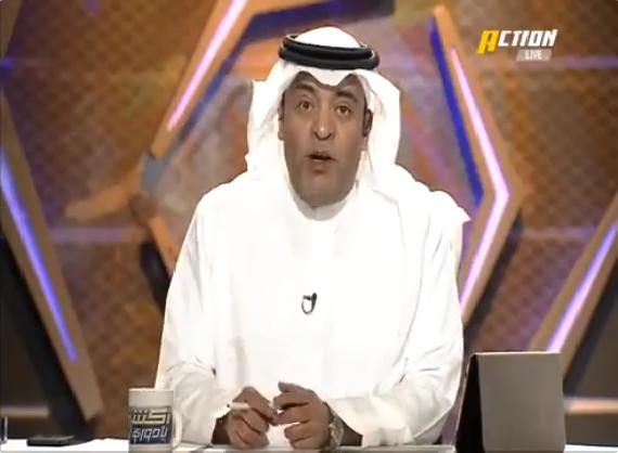 بالفيديو.. تعليق مثير من وليد الفراج بعد فوز الاتحاد على الاتفاق في كأس الملك!