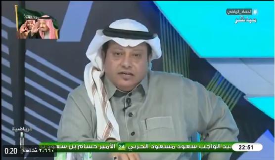 بالفيديو.. محمد أبو هداية : هذا اللاعب يجب استمراره في نادي الاتحاد!