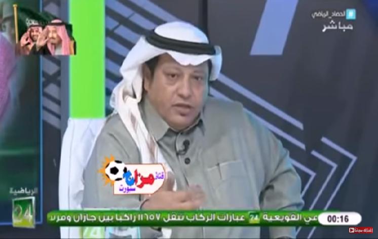 """بالفيديو.. طقطقة محمد أبوهداية على لاعب الاتحاد """"أحمد العكايشي"""" !"""