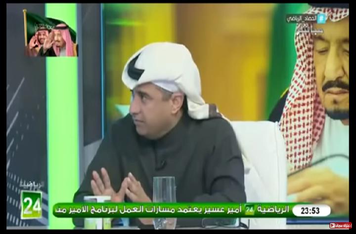 بالفيديو.. الغامدي : الهلال سينفجر غضباً في مرمى الاتحاد