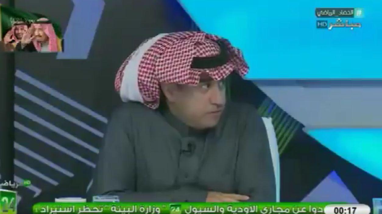 بالفيديو: محمد الغامدي: سامي الجابر ضاع بين هذين الأمرين!