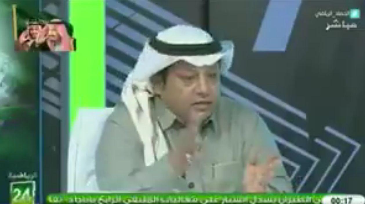 بالفيديو: محمد ابو هداية: يجب التخلص من هذا اللاعب فورا..تسبب في ارتفاع الضغط والسكر للجماهير!