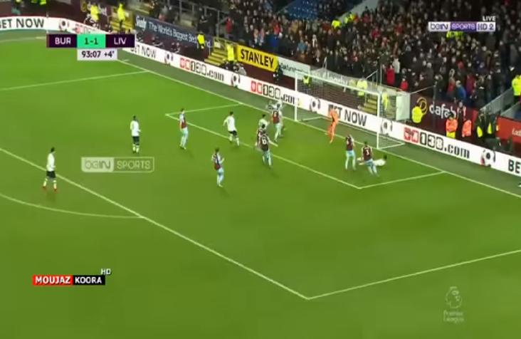 بالفيديو.. ليفربول يخطف فوزاً قاتلاً أمام بيرنلي في الدوري الإنجليزي