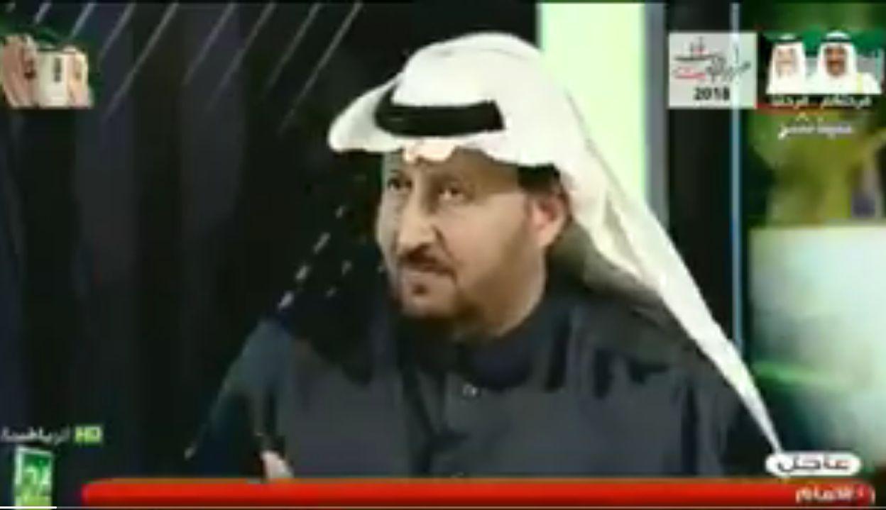 بالفيديو: الجحلان: يكفي الفيحاء أنه هُزم من النادي الأهلي!