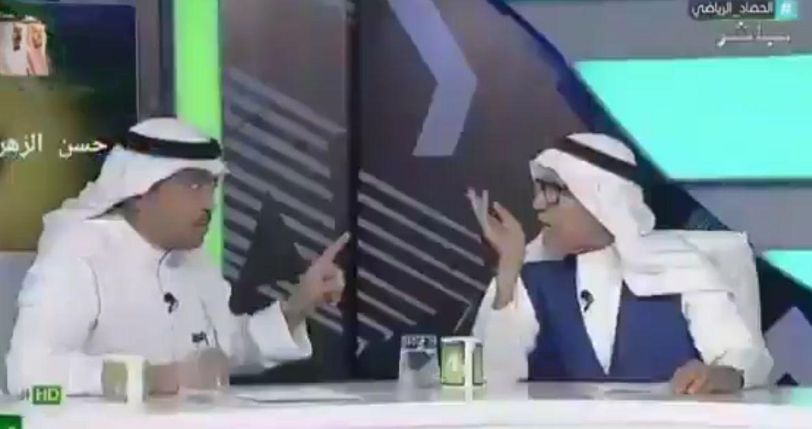 بالفيديو: السماري يشعل تويتر: الإعلام النصراوي كالإعلام القطري..ومطالبات جماهيرية بمعاقبته!
