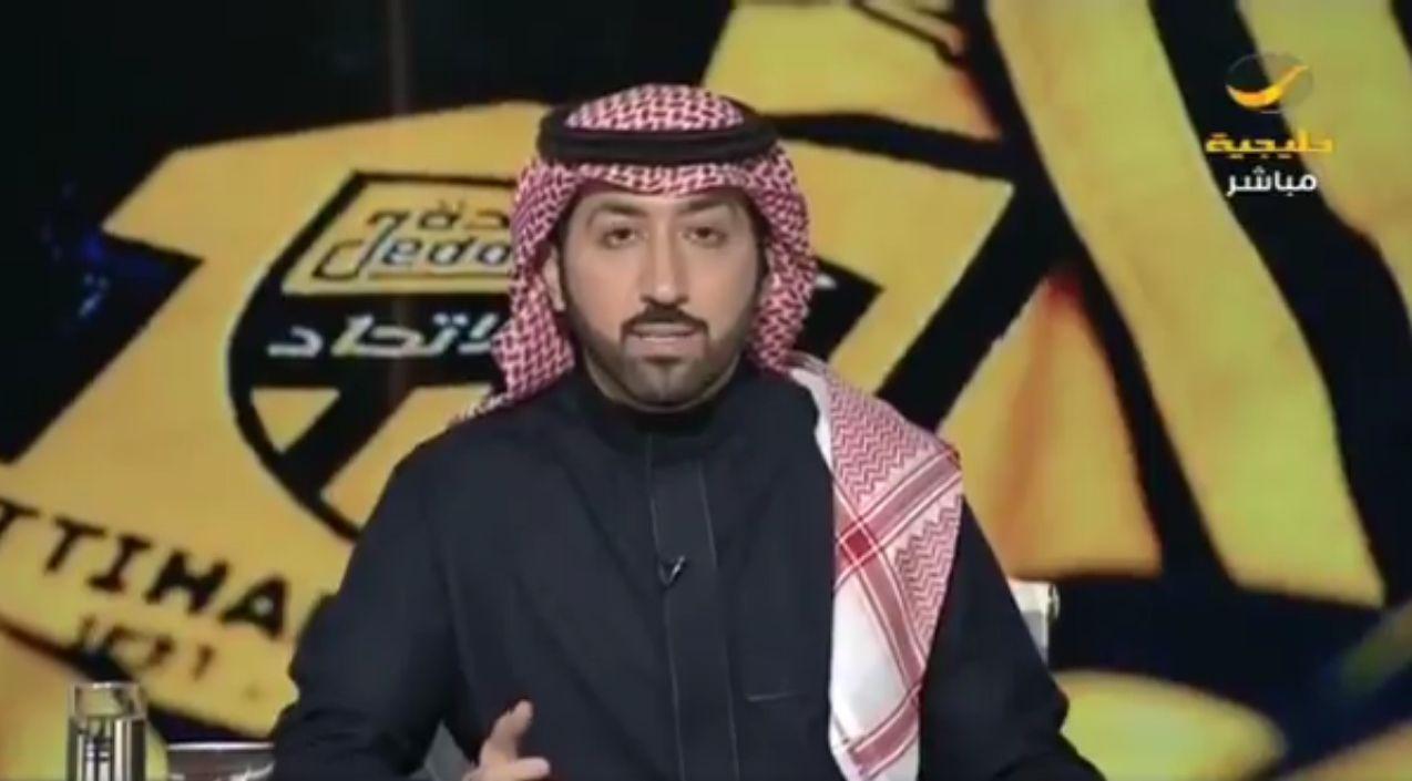 بالفيديو: خالد الشنيف يؤكد: ما يحدث في هذا النادي هو درس لكل الأندية!