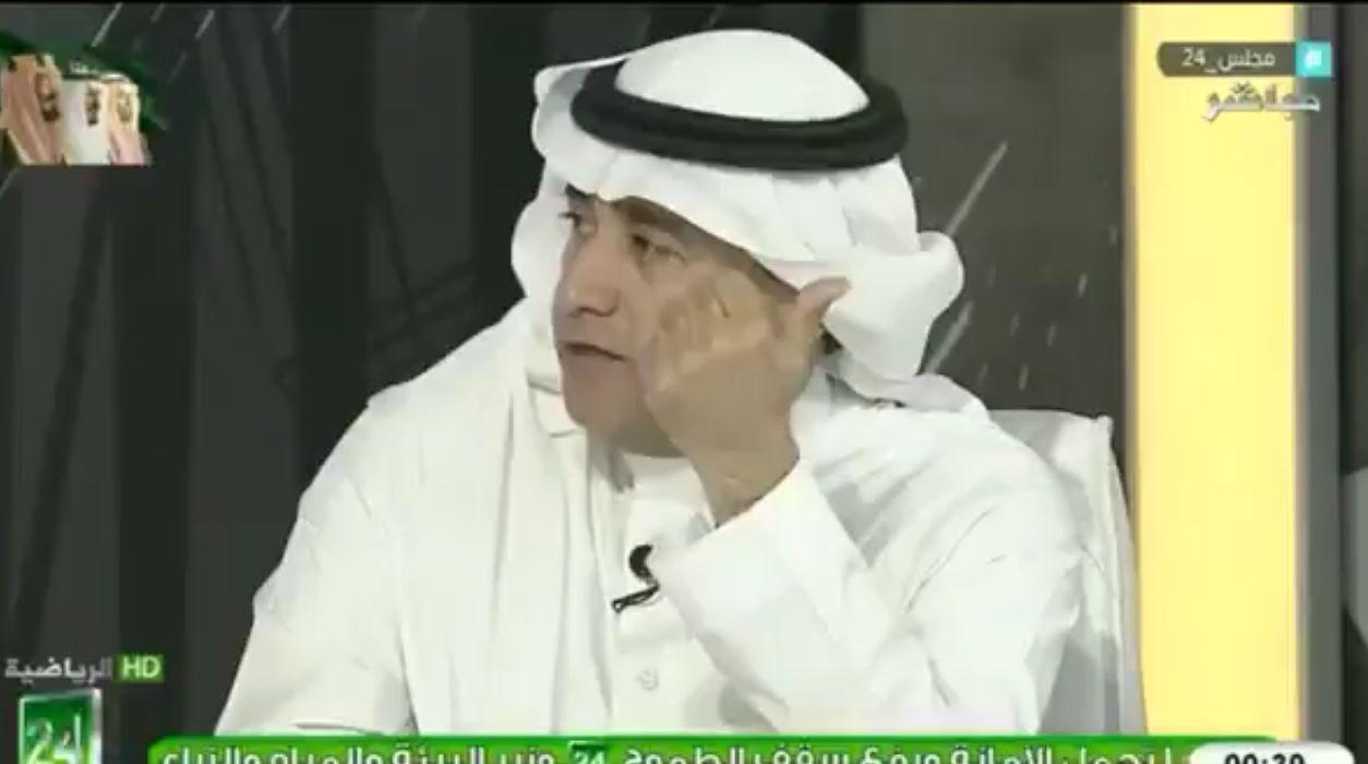بالفيديو: محمد الغامدي: هذه هي مشكلة الهلال الأساسية!