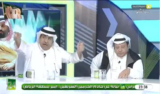بالفيديو..الطخيم : النصر عالمي ولكن بأي حق يكون الهلال هو الزعيم!