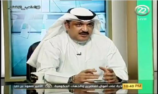 بالفيديو.. إعلامي رياضي: الهلال ليس زعيم الكرة السعودية بل الآسيوية!