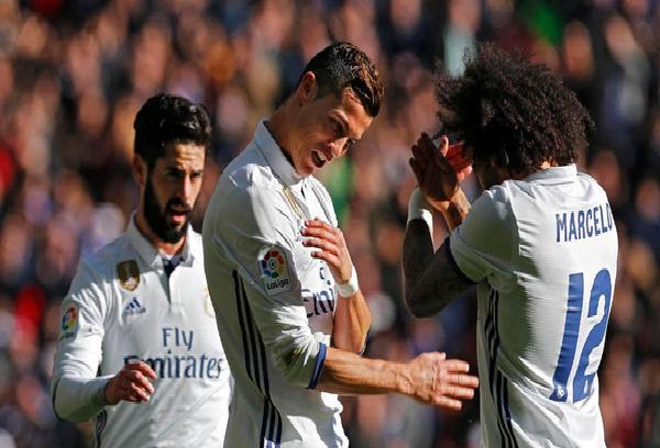 رونالدو: هذا اللاعب يجب أن يغادر ريال مدريد فوراً