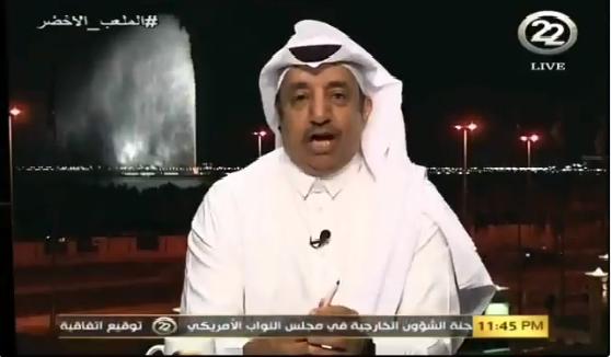 بالفيديو.. علي الغامدي:هذا اللاعب هو أفضل مهاجم سعودي حالياً
