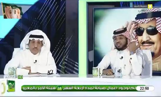 """بالفيديو.. المريسل: """"آل الشيخ"""" دفع رواتب اللاعبين في كل الأندية!"""