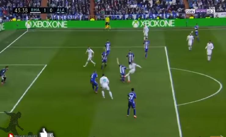 بالفيديو.. ريال مدريد يكتسح ألافيس برباعية ويقترب من المركز الثاني في الدوري الإسباني