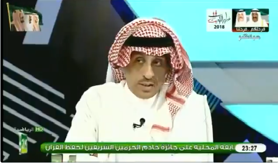 بالفيديو.. علي كميخ: هؤلاء هم رجال مباراة الأهلي والفيحاء!