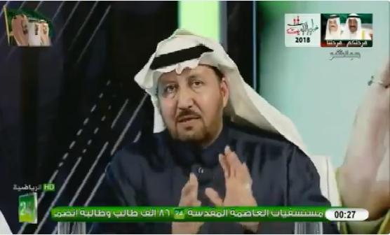بالفيديو.. الجحلان: لاعب الاتحاد ممتاز وأفضل من محترف الهلال!