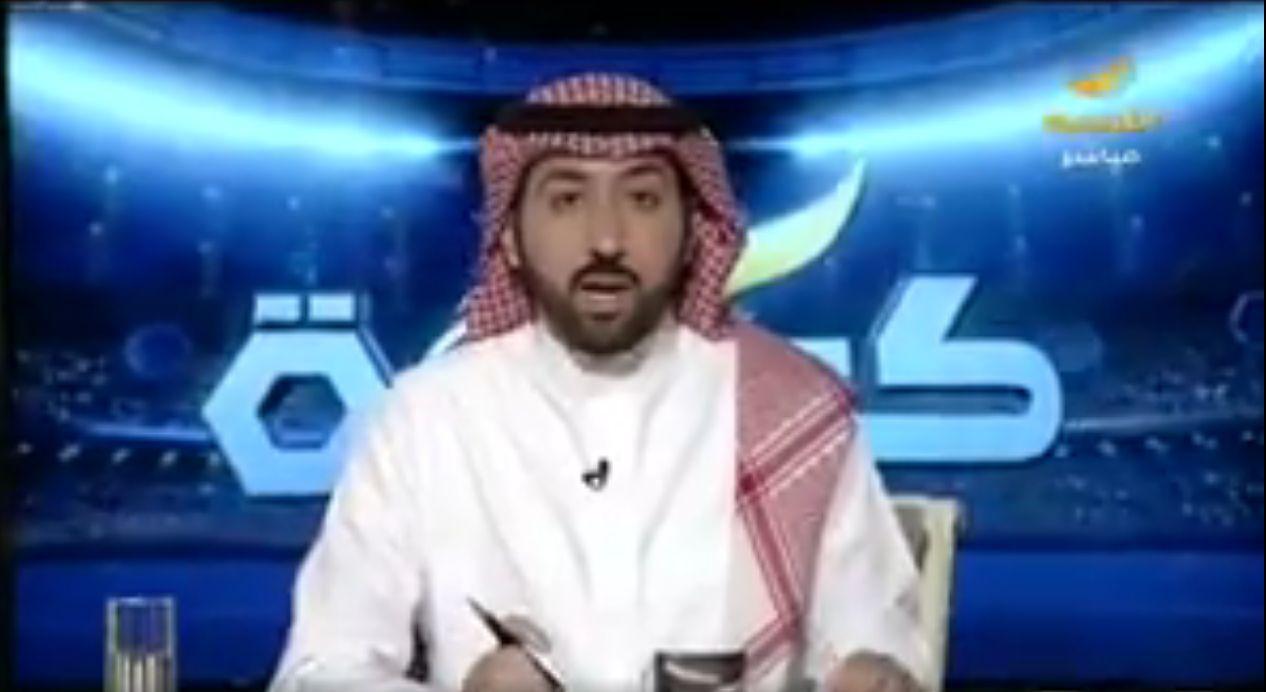 بالفيديو: خالد الشنيف: الأرقام التي يقدمها هذا اللاعب شئ جبار!
