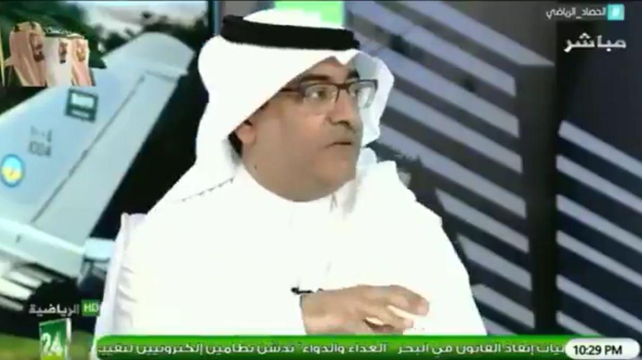 بالفيديو: سليمان الجعيلان: هذا هو الفرق بين النصر والاتحاد!